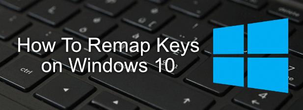Comment remapper des cles sur Windows 10
