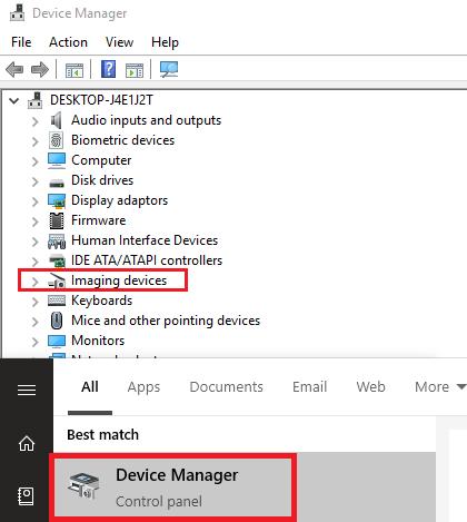 Comment savoir quelle application utilise votre webcam sous Windows 10