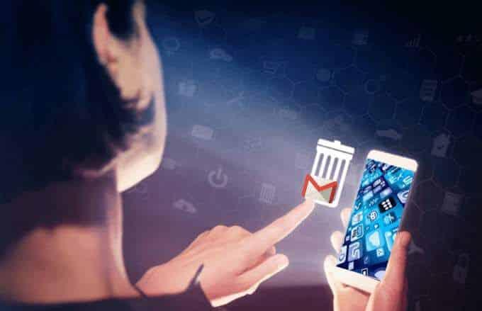 Comment supprimer un compte Gmail