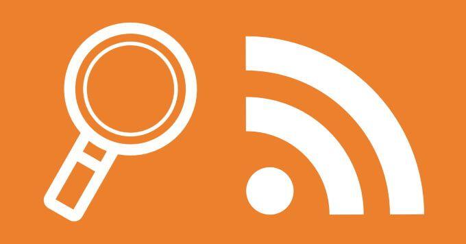 Comment trouver une URL de flux RSS: site Web