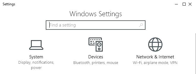 Comment verifier les parametres du serveur proxy sur votre ordinateur