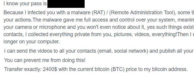 Comment vous proteger contre les courriels menacants Nous avons votre