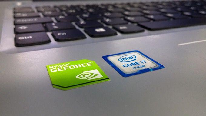 Comparaison des processeurs CPU Intel Core i7 vs i5