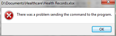 erreur Windows