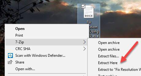 Extraire des images dun document Word en toute simplicite