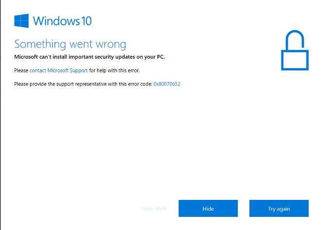 Les messages derreur Windows 10 les plus courants et comment