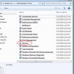 Correction du code d'erreur de mise à jour Windows 7 0x80070422