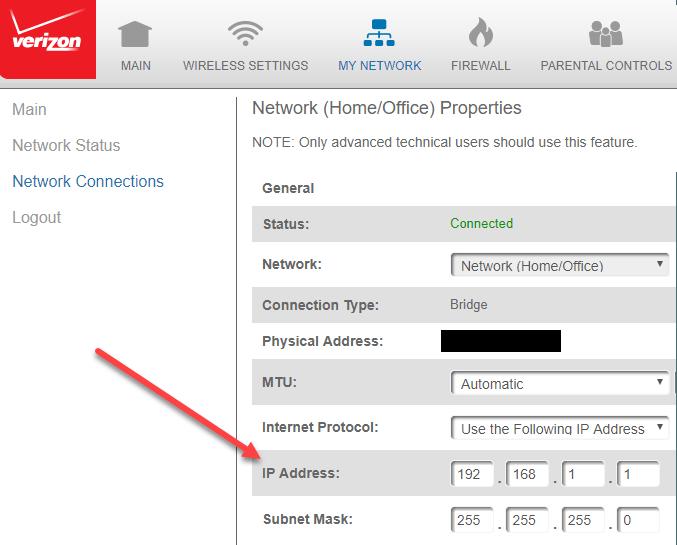 Pourquoi ladresse IP par defaut de mon routeur est elle 19216801