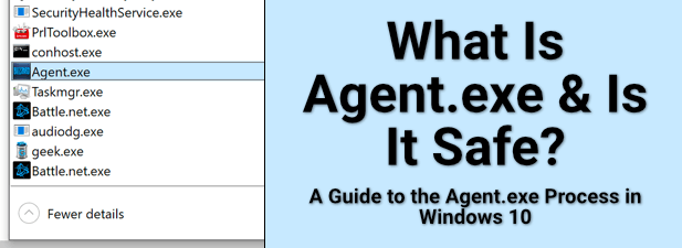 Quest ce que Agentexe et est il sur
