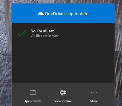 Sauvegarder automatiquement les dossiers Windows importants avec OneDrive