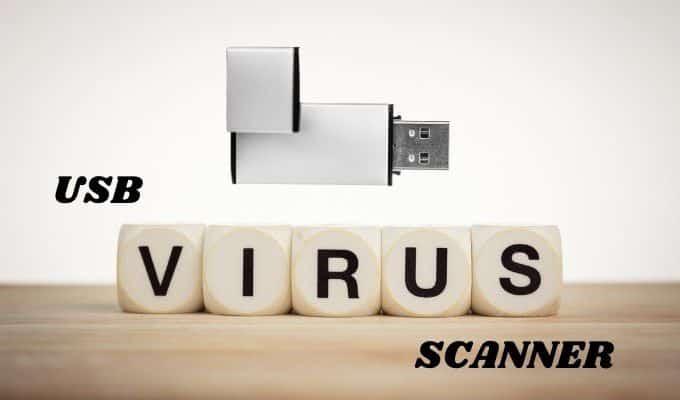 Vous recherchez un antivirus USB?  Voici 5 à essayer