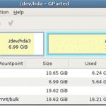 Utiliser GParted pour gérer les partitions de disque sous Windows