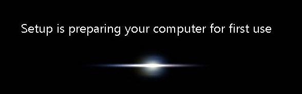 Correction du problème «Le programme d'installation prépare votre ordinateur pour la première utilisation» à chaque redémarrage